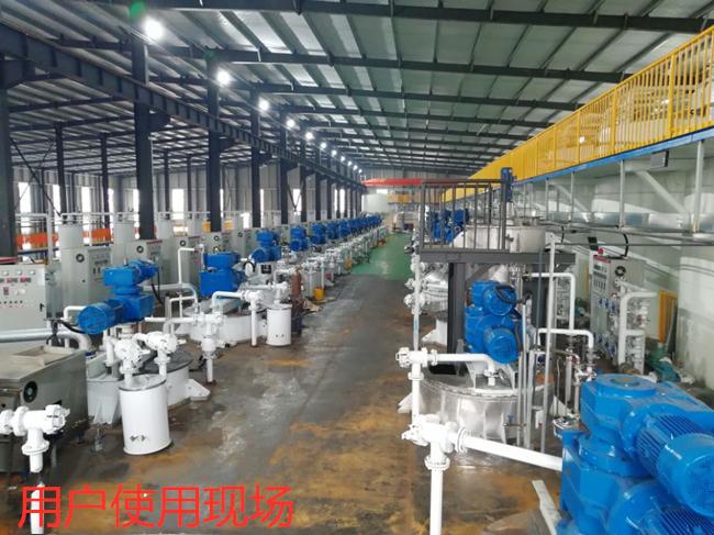 河南濮阳鑫业特种润滑油第三期扩建工程项目