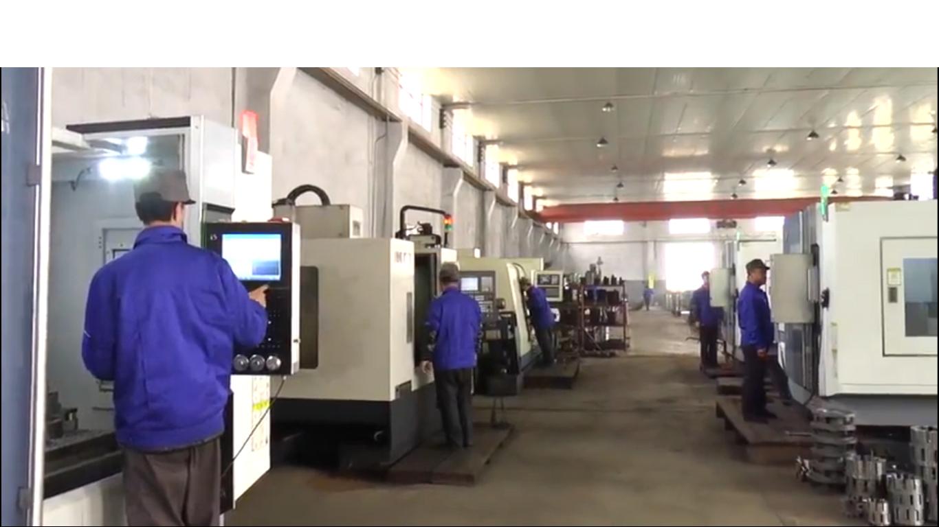 天津远东泵业厂房形象