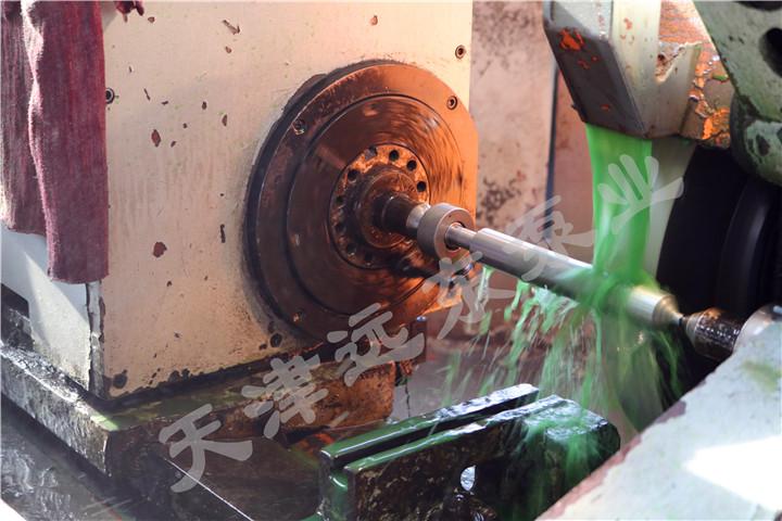 天津远东泵业螺杆加工