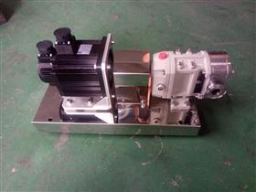 凸轮转子泵食品行业专用泵